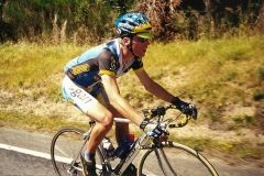 Me, Blenheim to Nelson road race. Either 1998 or 2000