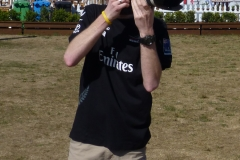 Me doing the tourist thing taking photos at the 2013 America\'s Cup, San Francisco. A photograpjh of a photographer ;)