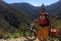October 2016 I did a multi day mountain bike ride on The Old Ghost Road. This was three days of difficult riding and difficult diabetes. But it was awesome!